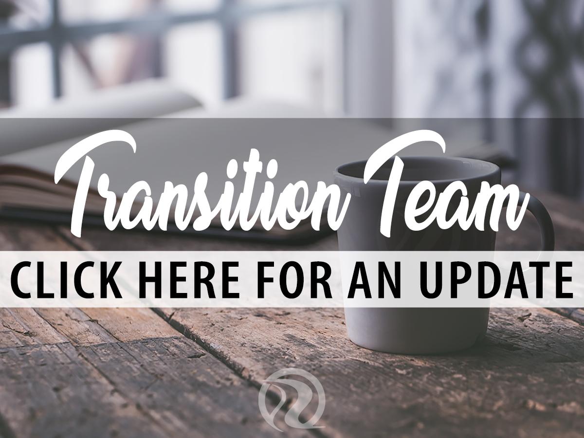 transition team update wix