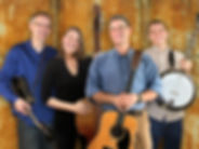 Bluegrass Band Local Freight