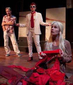 Chrysothemis, Elektra, Orestes