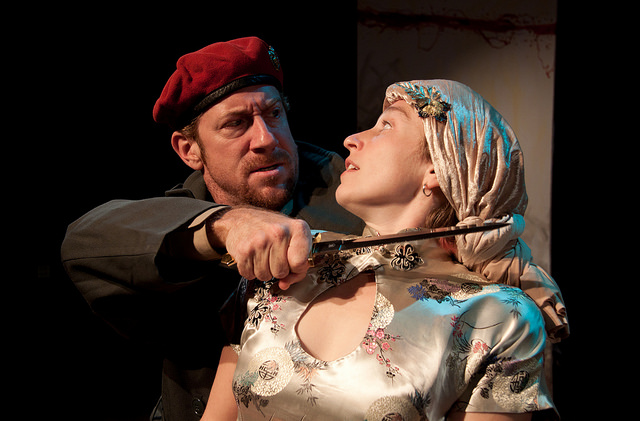 Agamemnon & Cassandra