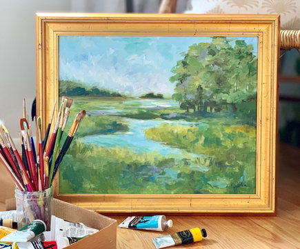 Looking for something specific?  Commission a painting!