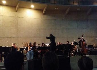 Enrico Chapela estrenó Polifonética por la Sinfónica de Dresde en el marco del Festival México Centr