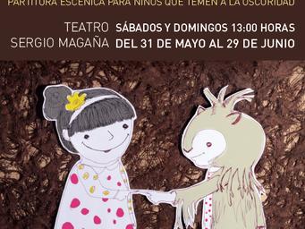 Enrique Mendoza estrena Morritz y el Pequeño Mons, musicalización para obra de teatro Infantil