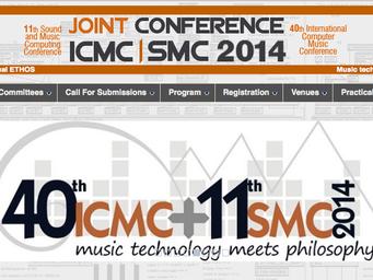 """Enrique Mendoza es seleccionado en la """"40th International Computer Music Conference"""""""
