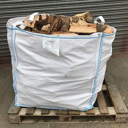 Bulk Bag of Mixed Wood