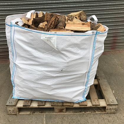 Bulk Bag of Hard Wood