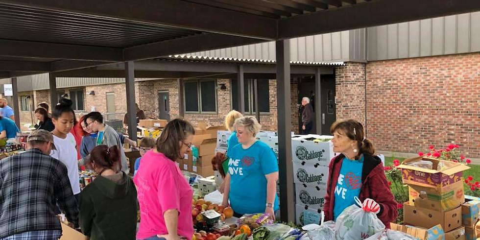 Good Friday | April 2 – Feeding the 5,000