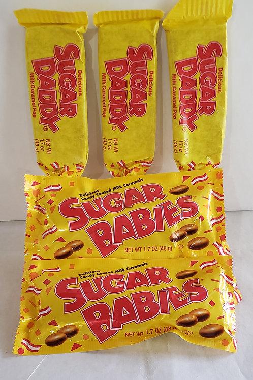 Sugar Daddy & Babies
