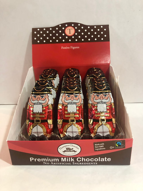 Milk Chocolate Nutcracker