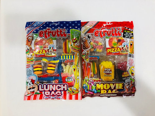 Efrutti Gummy Food Bags