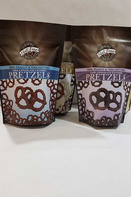 Vermont Nut Free Chocolate Covered Pretzels