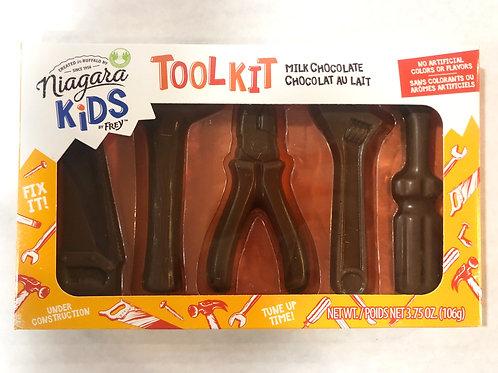 Milk Chocolate Tool Kit