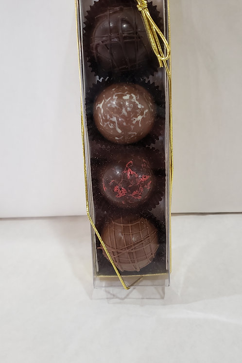Large 4 piece Truffle Gift Box