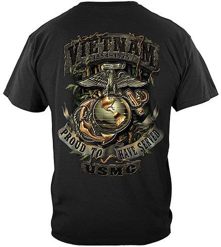USMC Vietnam Green Jungle Theme