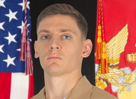 Corps identifies Marine Raider killed in airborne training accident