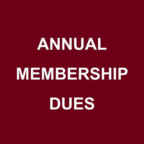 Members Dues Renewal