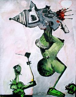 L'énigme, 1986