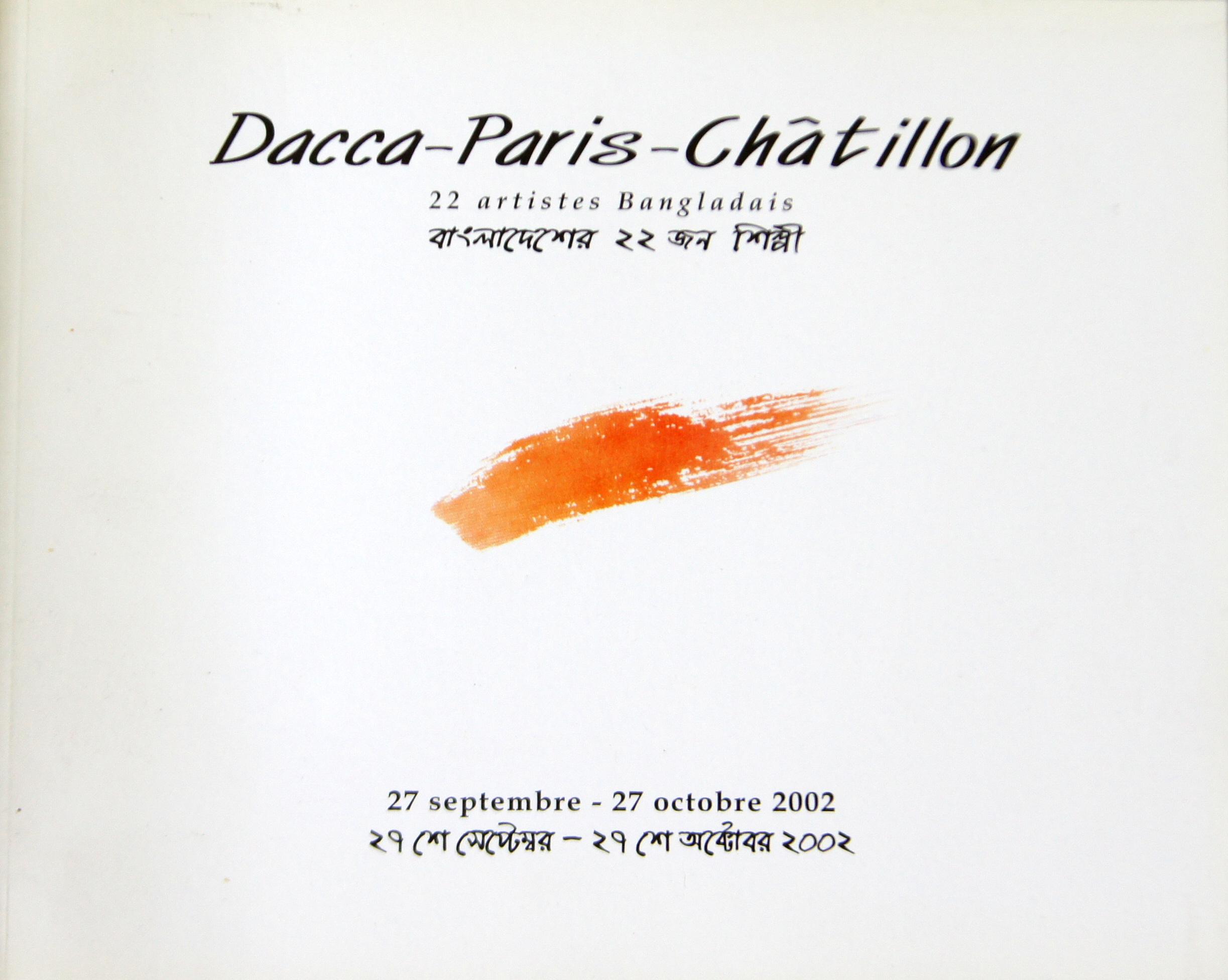 Dacca-Paris-Châtillon