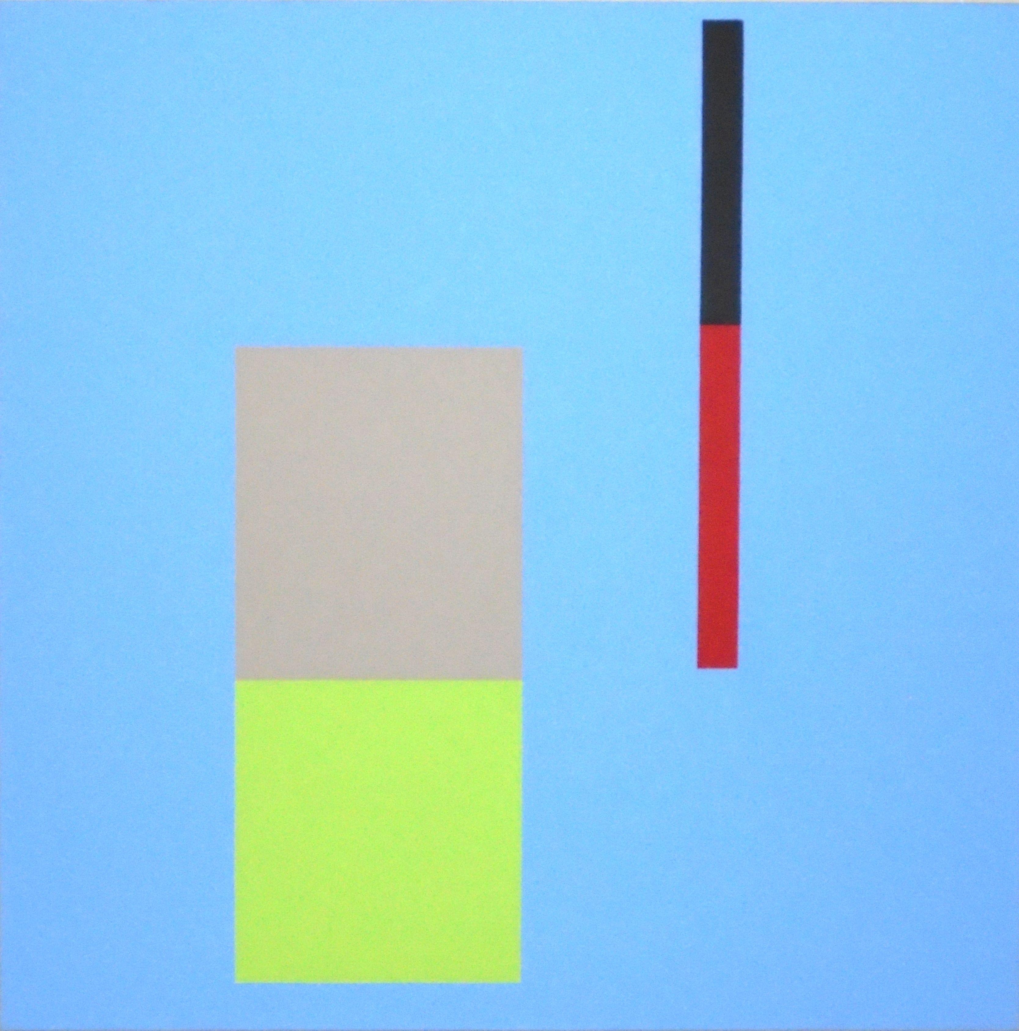 2007  acrylique sur toile 100x100