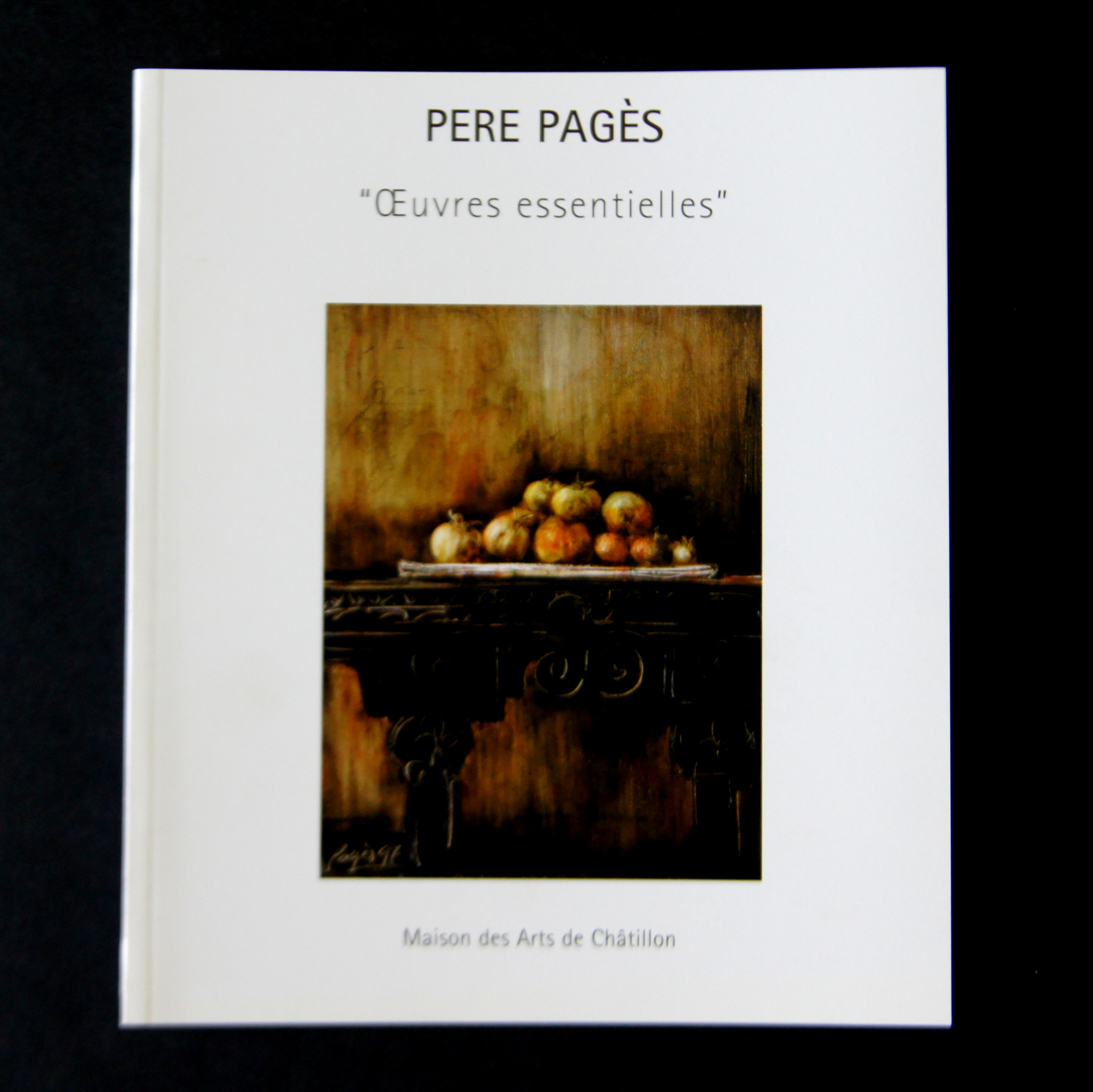Pere Pagès. Oeuvres essentielles