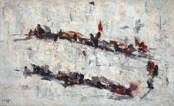 Le train, 1958