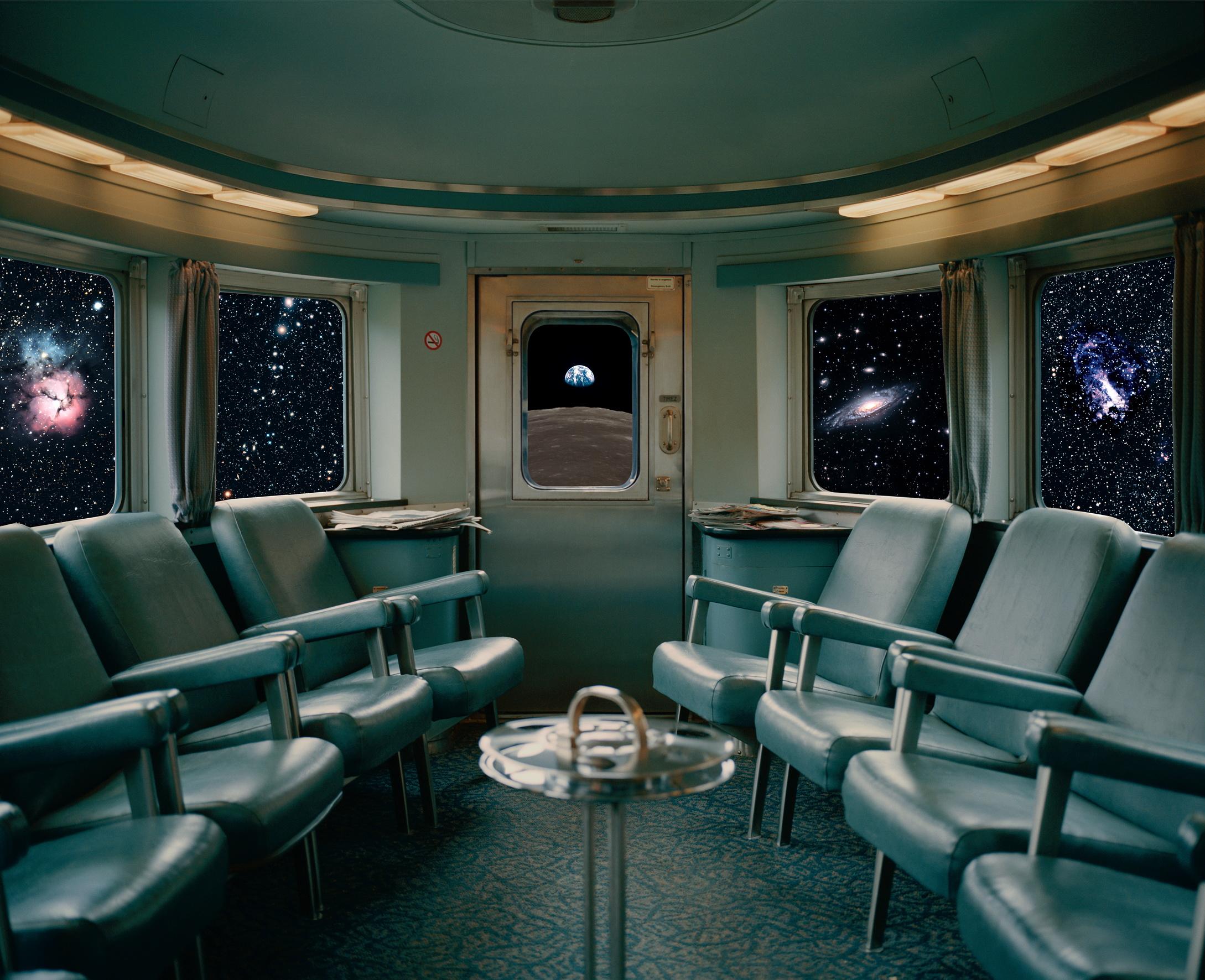Space Train 1