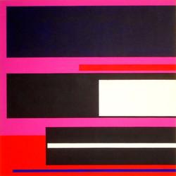 2001  acrylique sur toile 100x100