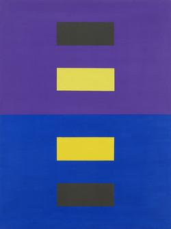 opera 3 2001 acrylique sur toile 80 x 60 cm