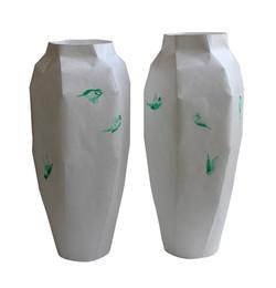 Vases, série Sylvestre