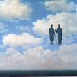 L'infini faire reconnaître, René Magritte (1963)