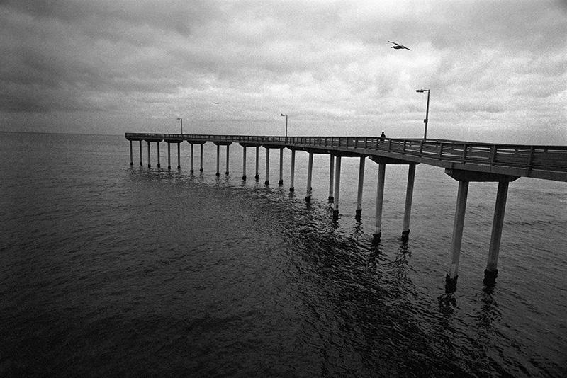 Le pont de San Diego