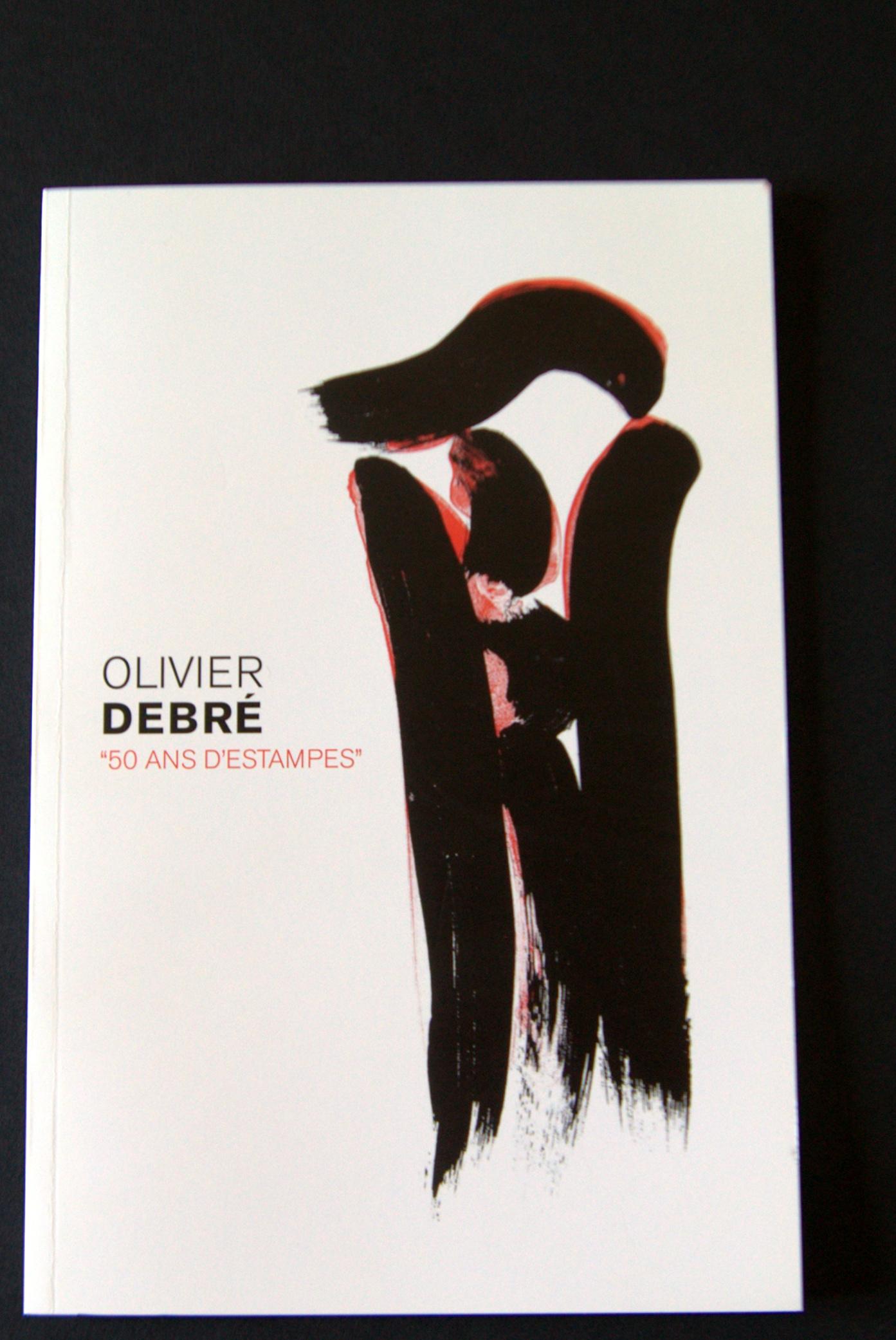 Olivier Debré. 50 estampes
