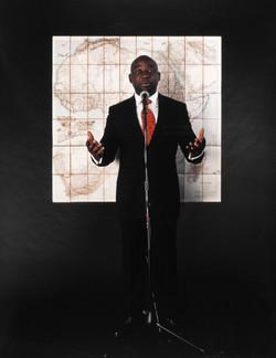 Stupid African president Speech
