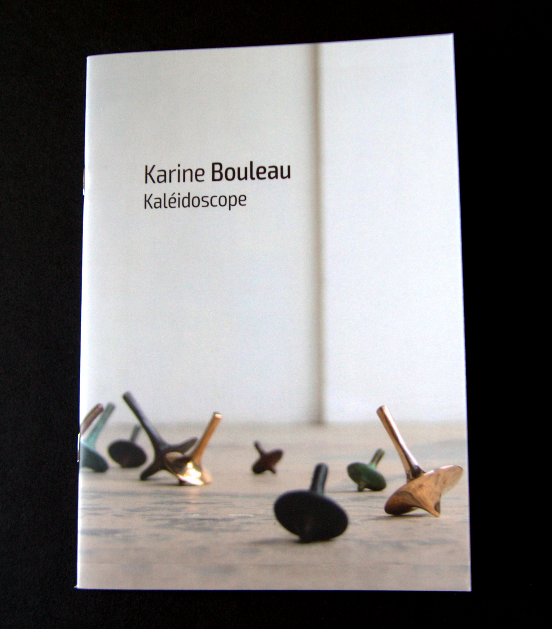 Karine Bouleau. Kaléidoscope