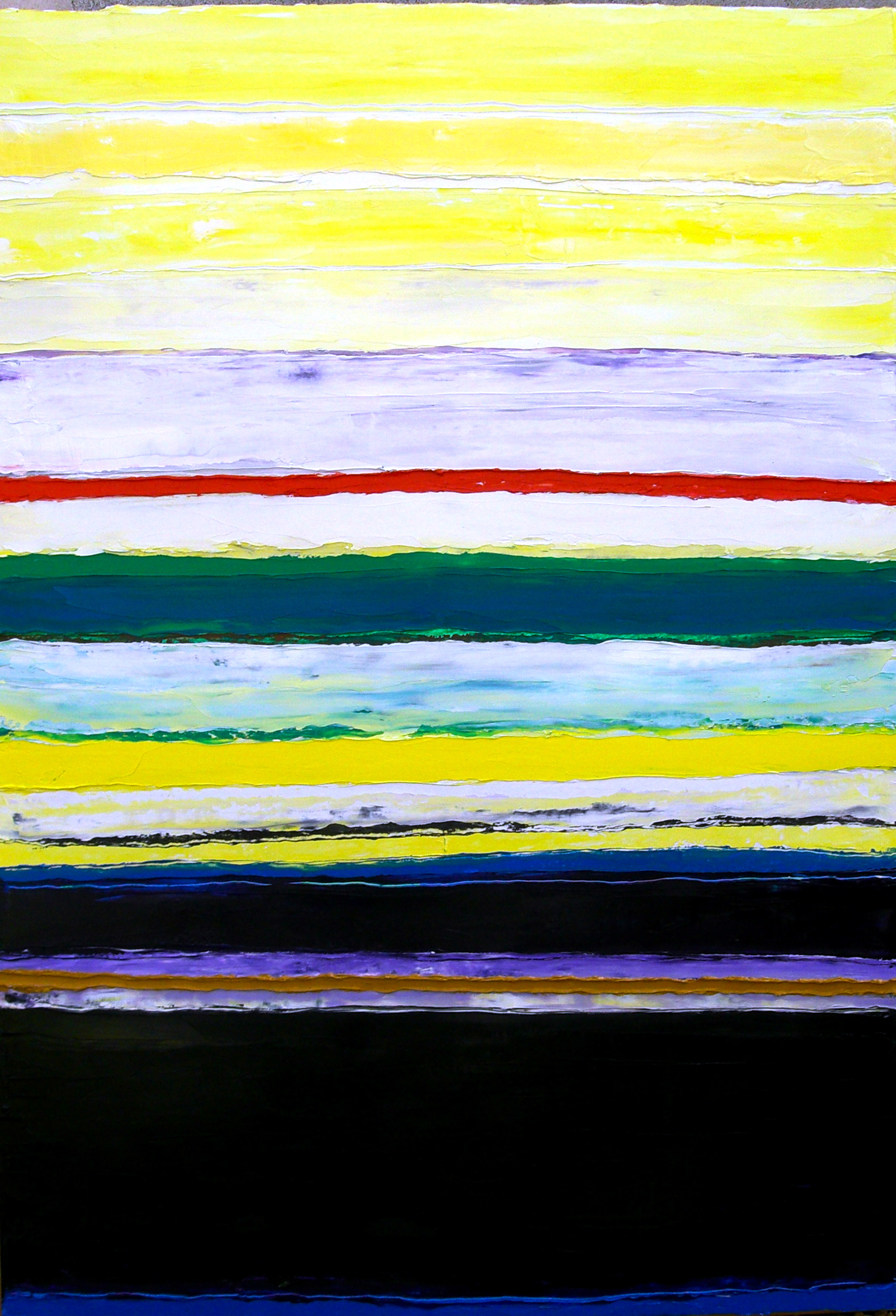 Middle Horizon 2, 2008