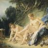 Diane sortant du bain, François Boucher (1742)