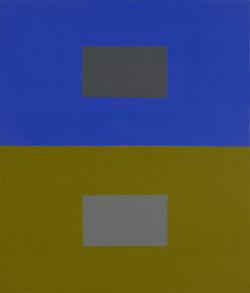 opera 3 2000 acrylique sur toile 35 x 30 cm