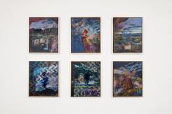 Salle 1 - La mémoire de la peinture