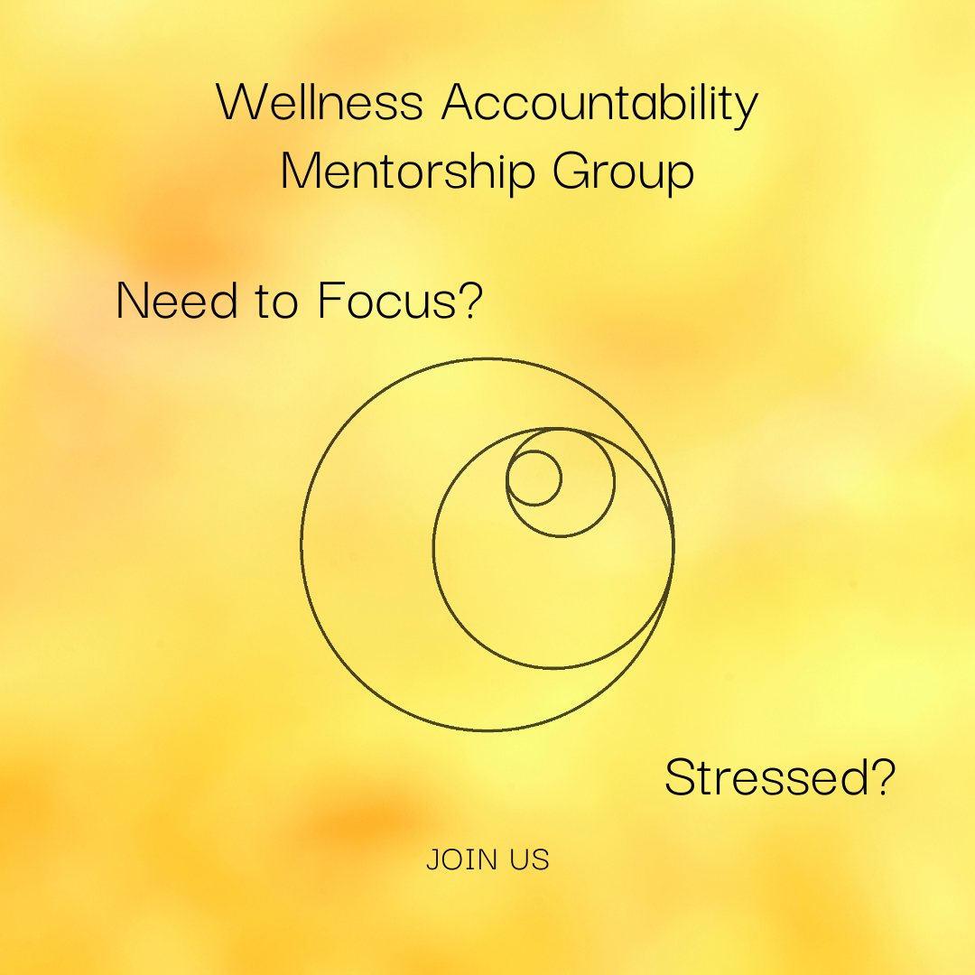 Wellness Accountability Mentorship