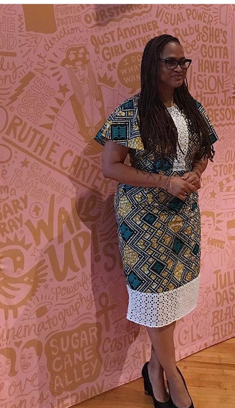 Director, Screen writer Ava DuVernay