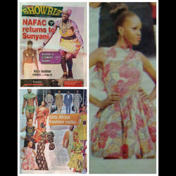 SHOWBIZ NEWSPAPER