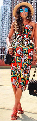 TEMI DRESS