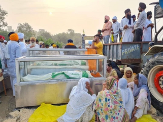 Lakhimpur Kheri incident: farmers killed as Union Minister's car runs over them in Uttar Pradesh