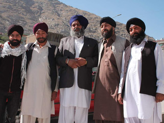 Afghanistan: Sikh heritage which has a long and deep-rooted antiquity in the region, being displaced