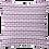 Thumbnail: Ripple Pillow in Purple