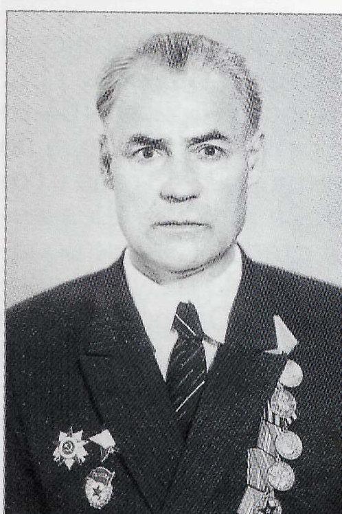 Зеленков Андрей Федотович