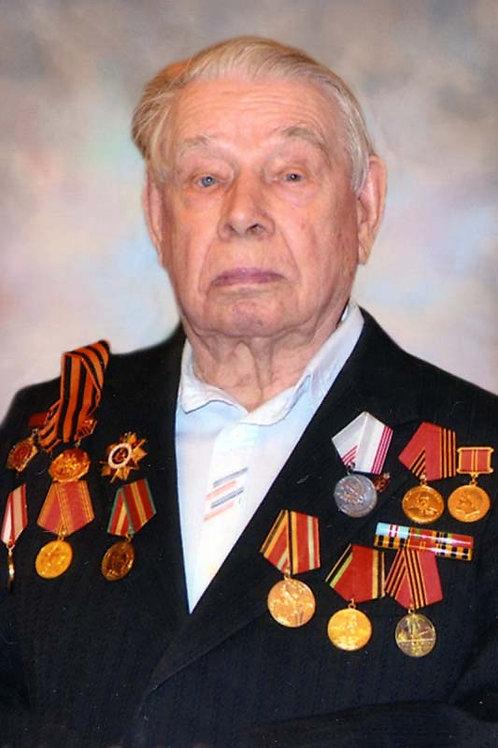 Голев Иван Фёдорович