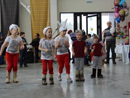 «Семейный праздник русского валенка»