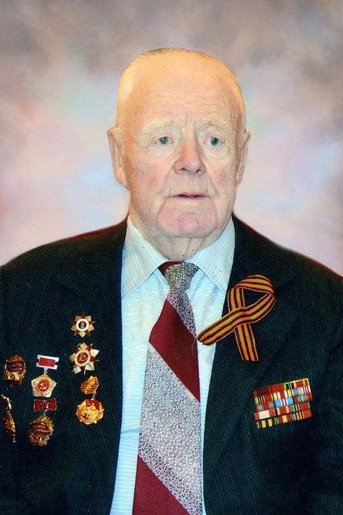 Ласков Николай Степанович