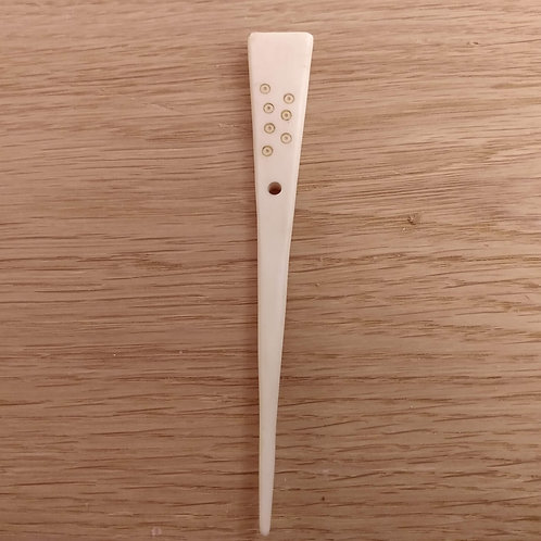Broad Headed Pin 2, Cille Pheadir